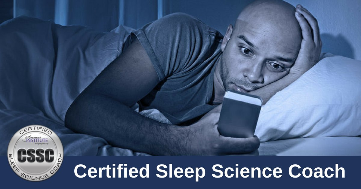 Career option as a sleep coach has extensive potential
