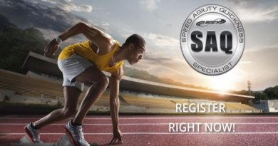 speed agility training for sports and athletes