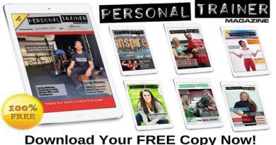 fitness trainer magazine