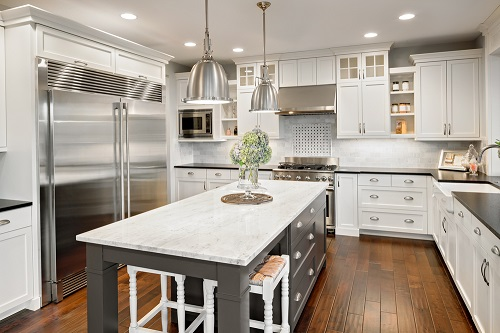Top 6 types of Kitchen Countertops