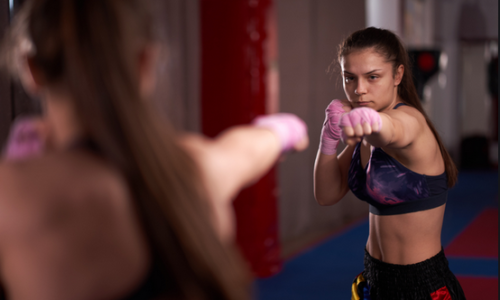 How Shadowboxing Helps with Calorie Burn Out?